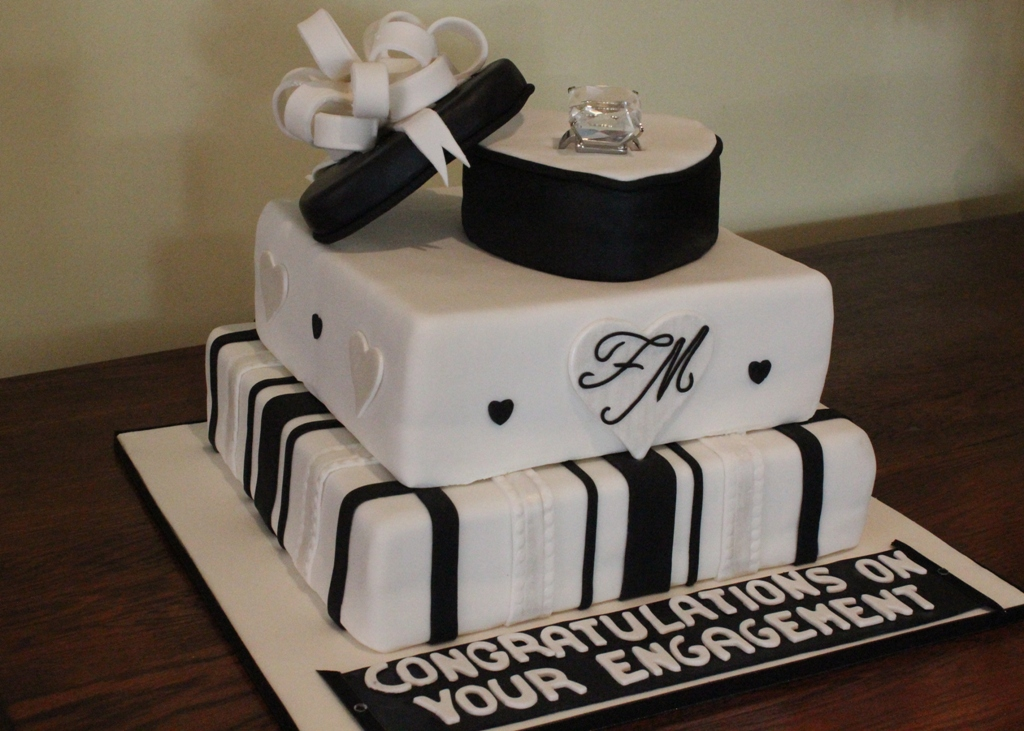 Engagement Party Cake Wedding Ideas Pinterest